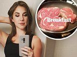 Blogger Mikhaila Peterson claims eating meat cured her of depression