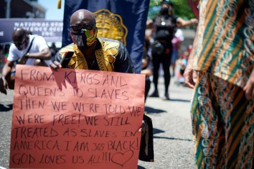 When It Comes To Reparations, Black People Deserve More Than An Apology
