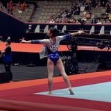 It's Easy to Enjoy This Gymnast's Bohemian Rhapsody Floor Routine at 2021 Worlds