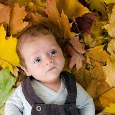 Beautiful Names for Autumn Babies