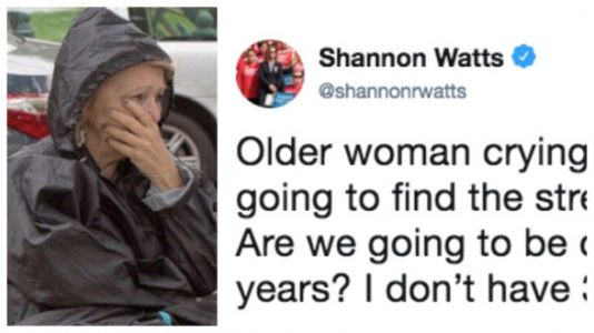 Viral Photo Nails How Exhausted Women Are After Kavanaugh Hearing
