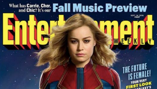 Brie Larson's 'Captain Marvel' Is Here To Blow Your Superhero-Loving Socks Off