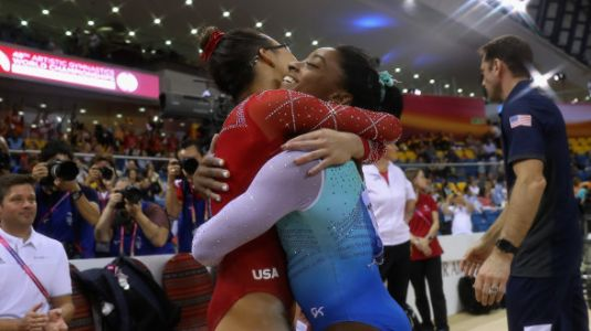 U.S. Olympic Committee Moves To Decertify USA Gymnastics