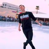 """Adam Rippon's """"Shallow"""" Figure Skating Routine Is Almost Too Dreamy to Comprehend"""