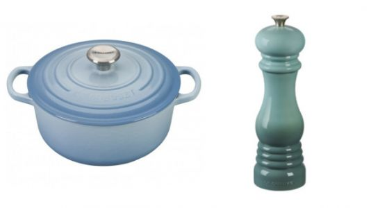 Le Creuset Just Released Its New Spring Line And Yes, It's Gorgeous