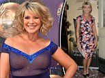 Ruth Langsford reveals menopause has affected her weight
