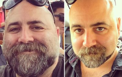 Ace of Cakes Star Duff Goldman Shows Off His Dramatic Weight Loss Transformation