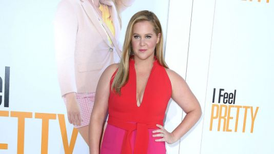 Amy Schumer Cancels Tour Date Because Of Hyperemesis