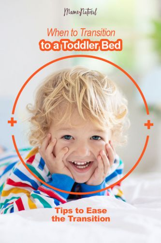 When to Transition to a Toddler Bed