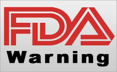 Patulin levels in juice, filth at plant prompts FDA warning letter