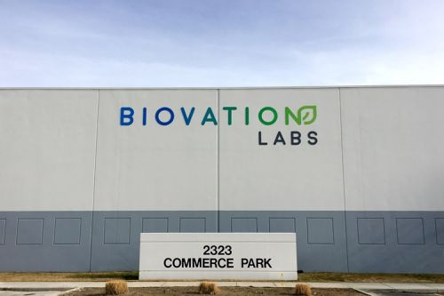 New contract manufacturer Biovation Labs opens its lab and headquarters in Salt Lake City