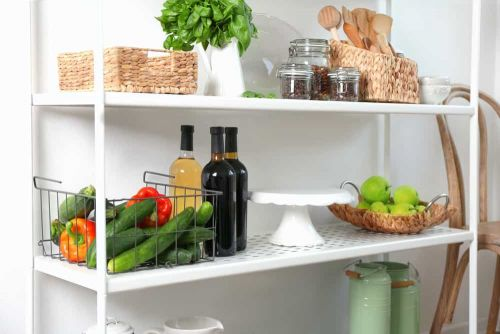 8 Tips To Get Your Kitchen and Pantry Organized For Good!