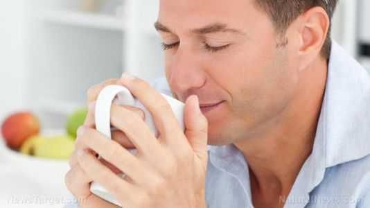 Guys, your cup of joe comes with compounds that fight prostate cancer