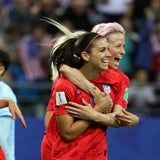 NBD, but the US Women's Soccer Team Just Scored the Most Goals in World Cup History