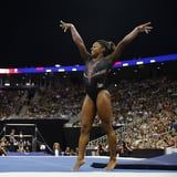 Simone Biles Made History With Her Triple-Double - Here's What That Term Actually Means