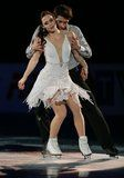 These Steamy Photos of Ice Dancers Tessa Virtue and Scott Moir Will Certainly Make You Blush