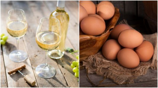 Vogue's Bizarre 1970s 'Wine And Egg' Diet Has The Internet LOLing