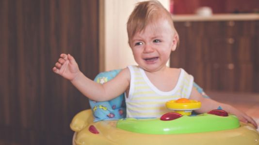 Doctors Call For A Ban On Infant Walkers