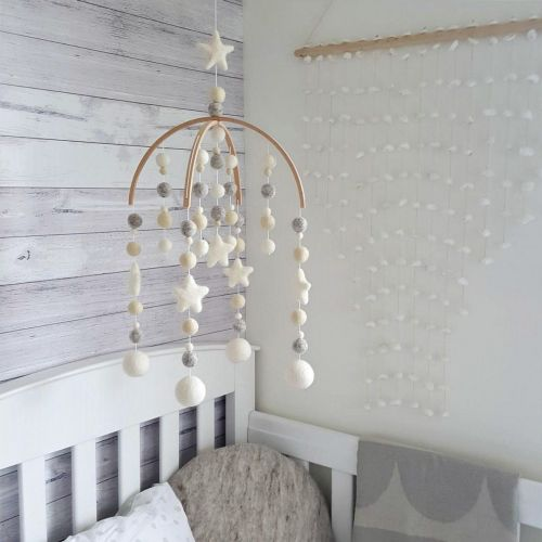 The Dreamiest Baby Mobiles For Your Little's Nursery