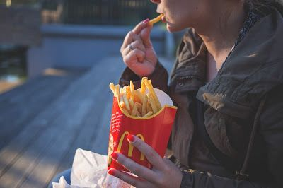 From The Education Alone Isn't Enough To Change Behaviour File: Fast Food Edition