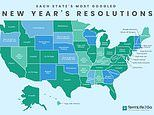The United States of New Year's resolutions: Crossfit is the most Googled plan for 2020