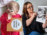 Mother's heartbreak after she lost one of her twins when she went into labour at 24 weeks