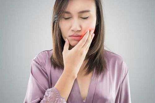 Healing acupressure points for toothache