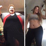 Nicole Lost Over 200 Pounds in 2 and a Half Years, and Yes, She Still Ate Bread