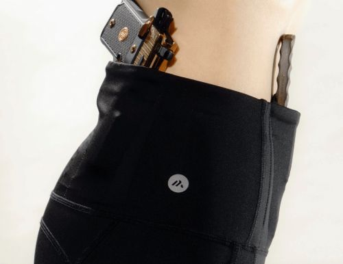 'Concealed Carry Leggings' Exist, And No This Isn't Satire