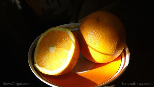 Rind and all: This unusual orange remedy can help address constipation