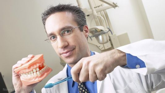 Vaccines to invade dental offices as fanatical vaccine pushers claim a shot can replace brushing your teeth