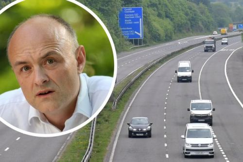 Welsh Government warn public if they copy Cummings' actions they risk a fine