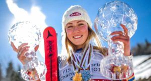 5 Minutes With World Champion Skier Mikaela Shiffrin