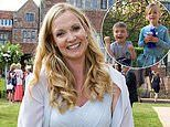 Mother-of-two was left DEAF by her pregnancies