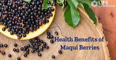 Is Maqui Berry Good for Dry Eyes?