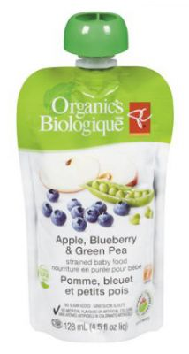 Organic baby food pouches recalled for botulism risk