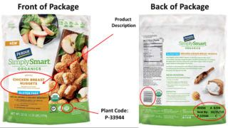 Perdue Foods recalls 34 tons of chicken nuggets after consumers find wood