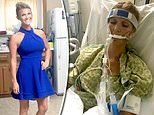Texas mother-of-three says her vaping habit landed her in a medically-induced coma