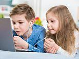 Children who spend 30 minutes online a day are twice as likely to pester their parents for junk food