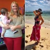 After Having 3 Kids, Jamie Lost 90 Pounds in 15 Months With WW