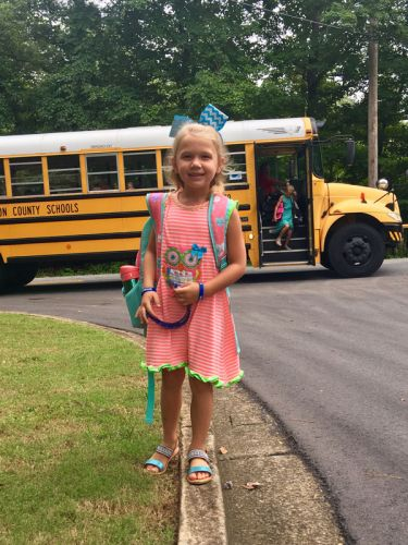 'What Are You Going to Do All Day?': When Your Baby Heads To Kindergarten