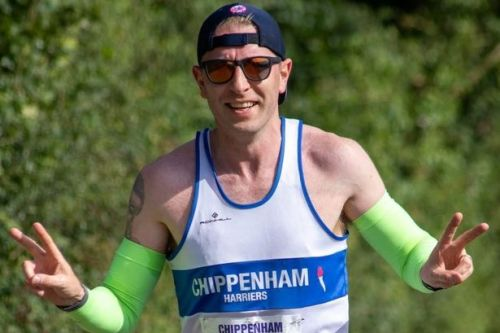 How running helped this dad overcome his depression
