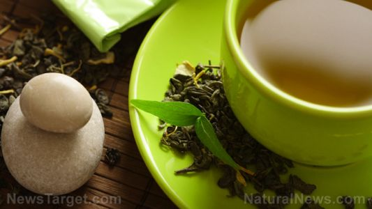Drink green tea while pregnant and breastfeeding; research suggests it protects baby's liver from damage caused by bacteria