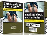 Plain packaging on cigarettes will help 300,000 give up