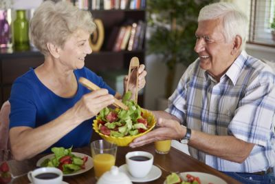 To Help Ward Off Alzheimer's, Think Before You Eat