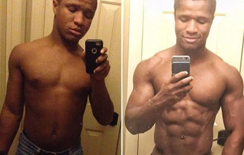 These Twins Went From Scrawny to Shredded-and Will Inspire You to Get Your Own Six-Pack