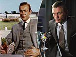 James Bond is a 'severe' alcoholic: Academics declare 007 should have been provided with help
