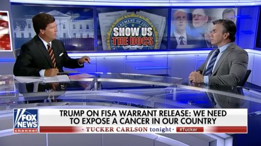 Dems PANIC, try to halt release of FBI / DOJ documents that will criminally implicate deep state traitors
