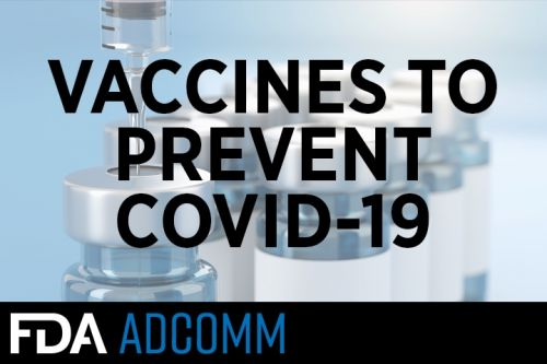 FDA Plays Cards Close to Vest Before COVID Vaccine Meeting