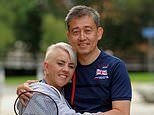Mother meets the man whose life was saved by her late son's donor heart